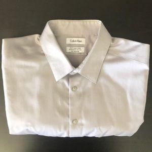 Calvin Klein Steel Performance Dress Shirt
